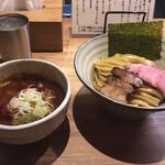 自家製麺 つきよみ - 料理写真:味噌つけ300g