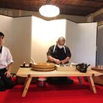 fukuyoshi - たった一つの握りに丹精を込めて....⭐️の図❤️