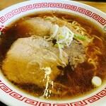 こぐまグループ旭川ラーメン - 料理写真:醤油ラーメン
