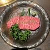 杏樹亭 岸根店 - 料理写真:赤身ステーキ
