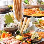 マスターの台所 - 飲み放題コース 2600円~ございます!