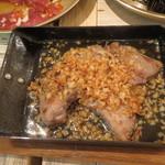 トロバコ - マグロほほ肉のグリル