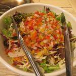 トロバコ - 10種の野菜のサラダ