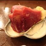 フルミチ  - カツオ刺:300円