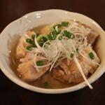 フルミチ  - 塩角煮:380円