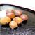野田屋 - 料理写真:とても小ぶりな栗でした。