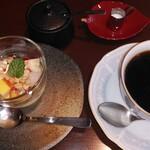 Cafe Mimpi - プチデザート&コーヒー