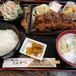 とんかつ 食べ処 なか川 - 料理写真: