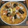 Bibapaeria - 料理写真:たっぷり魚介のパエリア