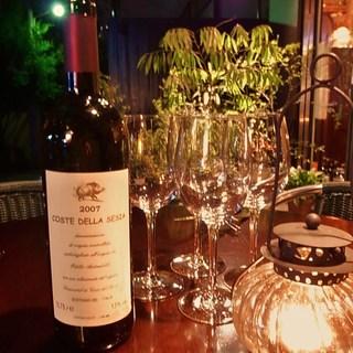 難しそう…?!イタリアワインは『たのしい』飲み物です!!