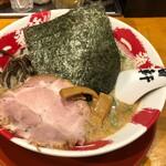豚骨ラーメン専門 大名古屋一番軒 - 黒豚骨770円
