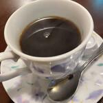 メルカート - 食後のコーヒー