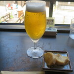 伊豆の華 - 山形産地ビール「月山」
