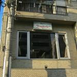 テンダリー - お店は2階にあります。