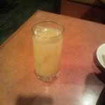 木楽家ダイニング五蔵 - グレープフルーツジュース