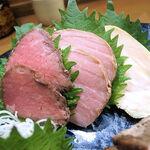 141365444 - 左から、牛モモ肉、豚ヒレ肉、鶏ムネ肉