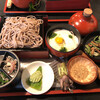 Zempuuteinanaban - 料理写真:禅寺そば