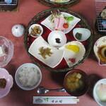 古山閣 - 料理写真: