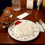 141368907 - 和牛すじ肉のカレー 税込1100円
