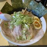 超ごってり麺 ごっつ - GoToごっつラーメン/醤油(1,100円)