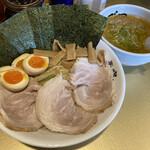 超ごってり麺 ごっつ - GoToごっつつけ麺/醤油(1,100円)