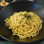 石部金吉 - 塩つけ麺(麺)