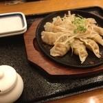 リンガーハット - 鉄鍋餃子10個入り390円♪(第二回投稿分②)