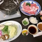 松阪まるよし - 松阪上肉しゃぶしゃぶ(2人前)