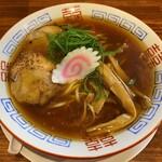 麺屋 隊長 - 料理写真:魚介中華そば