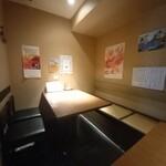 炭焼キッチン Tenten - 奥のスペース