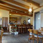 CAFE berry - 店内