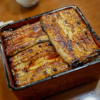 うなぎのまとい - 料理写真: