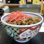吉野家 - 料理写真:牛丼小盛り365円
