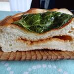 ベーカリーカフェ デリーナ - 仙台味噌パン