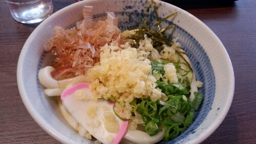 安濃サービスエリア(下り線)渡邊製麺所