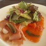 ふらんす食堂 CHEZ Nakajima - 料理写真:オードブル。