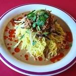 茨珍麺飯食堂 - 冷やし担々麺