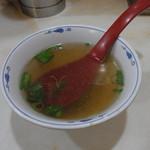 交来 - ランチのスープ