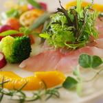 オリカサ - 朝採りの鎌倉野菜と高知須崎の天然鮮魚