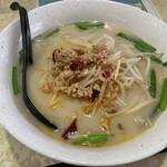 台湾料理 福満多 - 料理写真:台湾豚骨ラーメン
