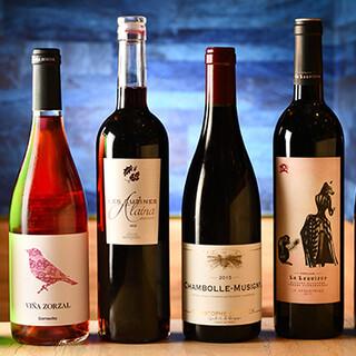 専属ソムリエ厳選、鹿に合うワイン