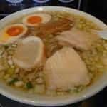 麺匠ぼんてん - 料理写真:塩味玉らーめん