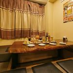 ニューナマステヒマール - 半個室(8~10名)