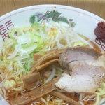 九州GTラーメン - 油そば(ラー油&お酢)