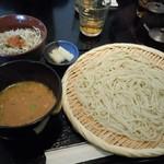 島童子 - 丼とうどんがセット!