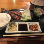 焼肉マル - ゴチャ混ぜ定食850円