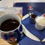 ゲシャリーコーヒー - マリオ・マリンスペシャル バラブランカ マイクロミルとゲイシャティラミス