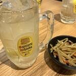 九州の旨かもん 旨か酒 くすお - ハイボール