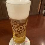 BIER REISE '98 - アサヒ樽生F 285ml ¥410-