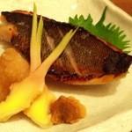 魚眞 - メバルの西京焼